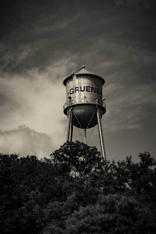 Gruene water tower 2