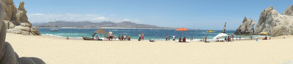 Lovers beach_2012