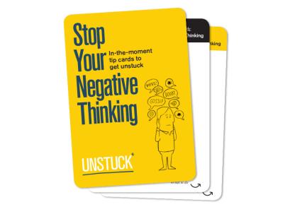 unstuck cards